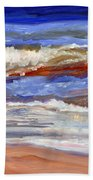 One Wave Beach Towel
