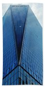 One World Trade Center - Nyc Beach Towel