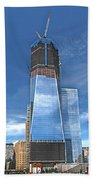 One World Trade Beach Towel