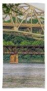 O'neil Bridge4 Beach Towel