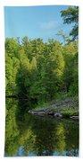 Ontario Nature Scenery Beach Sheet