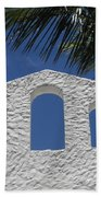 Open Air In St. Maarten Beach Towel