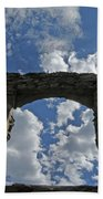 Open To The Sky Beach Towel
