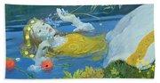 Ophelia Beach Towel