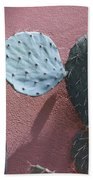 Opuntia  Beach Towel