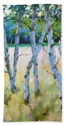Opus No 4 Beach Towel
