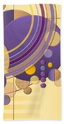 Orbital Beach Towel