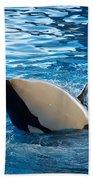 Orca 3 Beach Towel