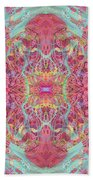 Orchard Interface  Beach Towel