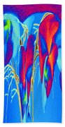 Orchid 2 Beach Towel
