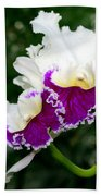 Orchid 6 Beach Towel