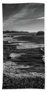 Oregon Coast At Sunset Beach Towel
