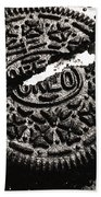Oreo Cookie Beach Towel