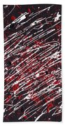 Organized Chaos Beach Towel