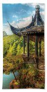 Orient - From A Chinese Fairytale Beach Towel