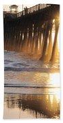 O'side Pier Beach Towel