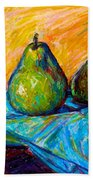 Other Pears Beach Towel