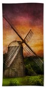 Other - Windmill Beach Towel by Mike Savad