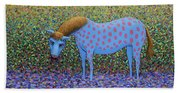 Out Of The Pasture Beach Towel