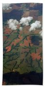 Out The Window Beach Towel