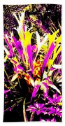 Outburst Beach Towel by Eikoni Images