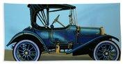 Overland 1911 Painting Beach Sheet