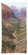 Overlook Canyon Beach Towel