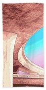 Overpass Two Beach Towel