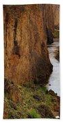 Owhyee River Beach Towel