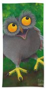 Owlvin Beach Towel