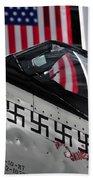 P 51 Mustang Beach Sheet
