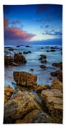 Pacific Blue At Pelican Point Beach Towel