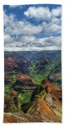 Pacific Grand Canyon Beach Towel