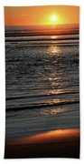 Pacific Sunset Beach Towel