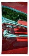 Packard Caribbean Hood Ornament Beach Towel