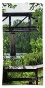Painted Congaree Four Beach Towel