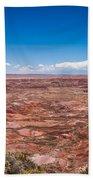 Painted Desert #10 Beach Towel