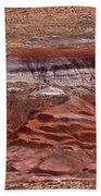 Painted Desert #7 Beach Towel
