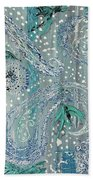 Paisley Trio 3 Beach Towel
