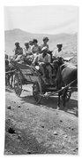 Palestine Colonists, 1920 Beach Sheet