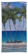 Palm Island Beach Towel