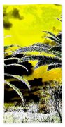 Palm Paradise   Beach Towel