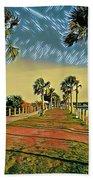 Palm Parkway Beach Towel