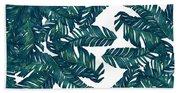 Palm Tree 7 Beach Towel