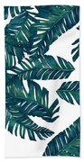 Palm Tree 7 Beach Towel