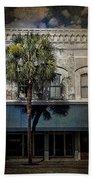Palm Tree Beach Sheet
