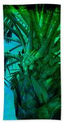 Palm Visions Beach Towel
