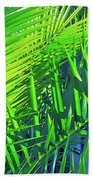 Palms 2 Beach Towel