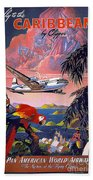 Pan American   Beach Towel