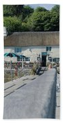 Pandora Inn Cornwall Beach Towel